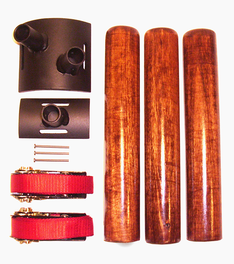Jong arms Portable wooden dummy 4
